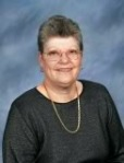 Betsy Coudriet, Custodian