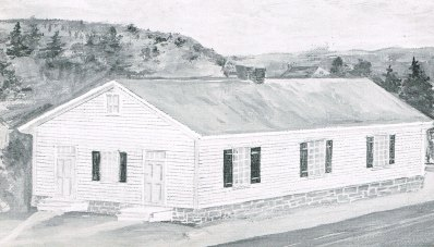 "The ""Meeting House"" Cherry Street Church"
